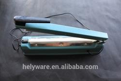 Hand Impulse Heat Film Sealer for plastic or foil bags