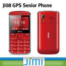 JIMI Big Keyboard Mobile Phone For Kids Child Alarm GPS Tracker With SOS Alarm Platform Ji08