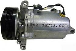 auto air conditioner/ C compressor SEIKO SEIKI for BMW 12V