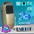basso consumo di potenza aria condizionata aria fredda del deserto prezzo elettrica ventola di raffreddamento con ghiaccio pad