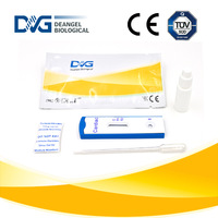 TroponIn I/ Myoglobin/ CK-MB Rapid Diagnostic Test Kit/ Cardiac Marker/ CTnI /MYO/CK-MB Test Device/ CE, ISO 13485