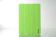 shoulder strape slicone and plastic tablet pc case for ipad air