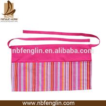 pink cheap wholesale aprons kitchen item