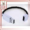 Unique Design Top Selling USB Titanium Men Bracelet
