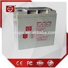Maintain free sealed lead acid ups battery 12v 24ah