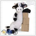 Yumuşak peluş oyuncaklar, doldurulmuş hayvanlar, peluş oyuncaklar dans inek