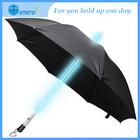 Top quality Pongee Portable umbrella for plants