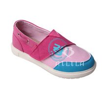 New Kids Velcro Canvas Shoes