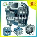 alta pressão de fundição de alumínio do cilindro da motocicleta peças de reposição
