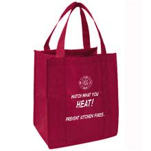 Environmental customized for market nonwoven shopping bag