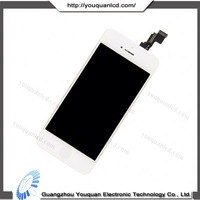Cellphone tempered glass screen protector for iphone 5s