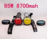 Pocket fashional 85w hid flashlight torch