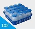 la medicina líquida y uso farmacéutico industrial grandes contenedores de plástico