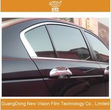 OEM/ODM 1.52m*30m metallic solar window film with free sample