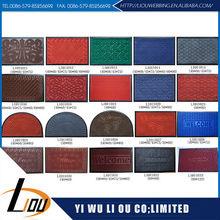 Wholesale High Quality anti slip rubber kitchen mat,heat resistant kitchen counter mat