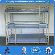 3 tiers bunk bed tempure beds