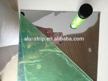 1070 H18 aluminum mirror sheet for Reflective chimney