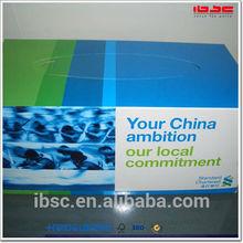 car tissue box, paper folding box, logo printed box