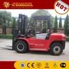 7 ton diesel forklift, loading capacity 7000kg