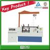 High speed steel rod threading machine