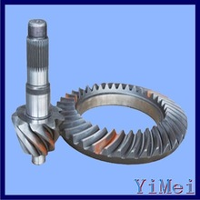 Long life umbrella gearl with bevel gear in China parts