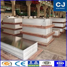 thin stamped flat sheet aluminum 8021 with hot rolling
