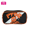 2014 fashion practical polyester school pencil case for kids