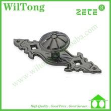 furniture accessory zinc alloy kitchen knobs
