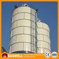 nuevo diseño 80t de cemento del silo de almacenamiento para la venta