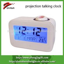 Projection Talking Clock,Digital Clock,Kids Alarm Clock