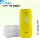 Portable power bank charger 5200mah mobile phone charger external battery