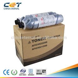 CET compatible copier toner Ricoh AFICIO 1022, 1027, 2022, 3025, MP2510, MP3350, MP3553 AFICIO 2220D, 2120D Toner Cartridge