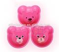 bebê urso design plástico lavatório design