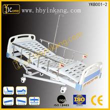Sell well Five crank manual hospital bed YKB003-8