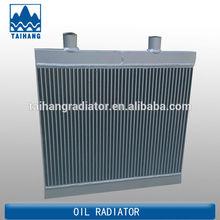 2015 new Universal plate-fin aluminum radiator, hydraulic oil radiator,oil cooler radiator