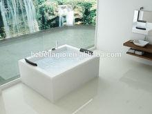 Cooling water Soaking Bath, Acrylic Hot water Spas, Cheap Massage