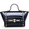 Classical bat handbags high-quality pu leather tote bag cheap wholesale price SY5540