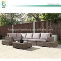 Restaurante móveis duráveis sofá em l w/almofadas módulo sofa conjunto