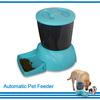 Professional 4.25L Large Capacity Food Dispenser Program 1-4meals Dog Digital Timer Portion Control Dog Food Feeder