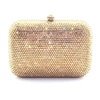 2014 Hot Sell Women handbag Beautiful Crystal Evening Clutch Party Bags