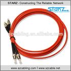 Multi Mode ST/UPC Fiber Optic Patch Cord