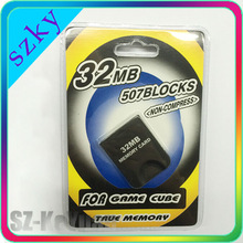 Brand New for GameCube Memory Card 32MB