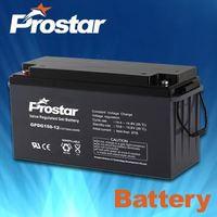 12V150AH Deep Cycle Gel Battery For UPS/EPS/Solar/Inverter system