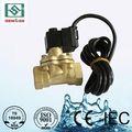 hidráulico de la válvula solenoide 12 voltios