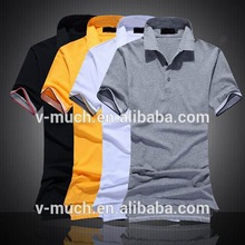 High-quality wholesale men polo t-shirts short sleeve t-shirt for men