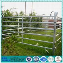 portable horse metal livestock farm fence panel