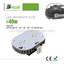 SNC Hanging warehouse light retrofit kits/ outdoor wall recessed retrofit/ LED Street Light Retrofit