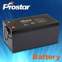 Maintenance-free Gel Battery/Deep Cycle Design/Longer Cycle Life/Perfect for Solar Power 12V260AH