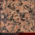 Falcon natural de granito jarrones para lápida