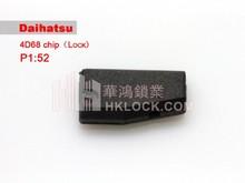 Hklock transponer original chip para daihatsu y myvi 4d68 chip de carbono 1:52 pg